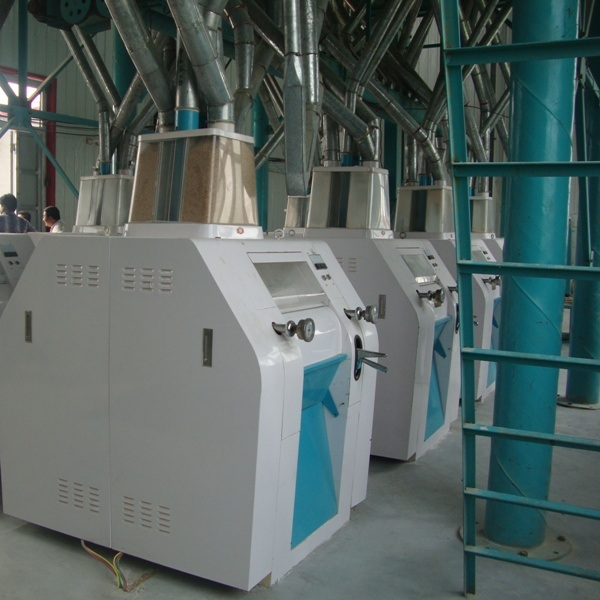 Flour Mill Machine Line (6FTF-300)