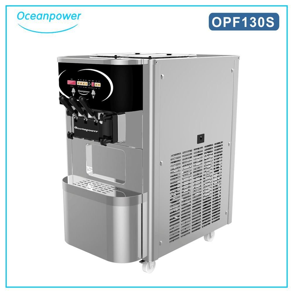 Soft Ice Cream Machine (Oceanpower OP130S)