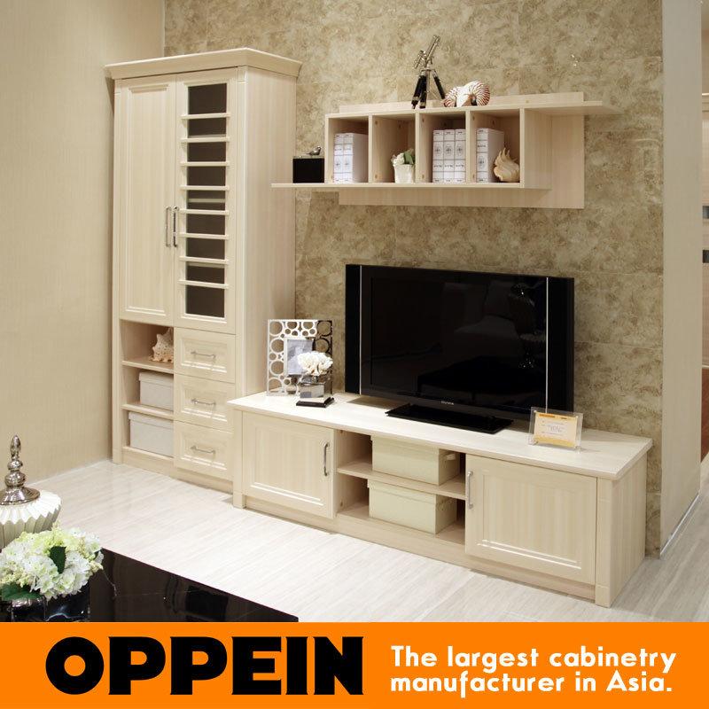 Wood living room furniture tv cabinet tv11211 - Retractable tv cabinet living room furniture ...