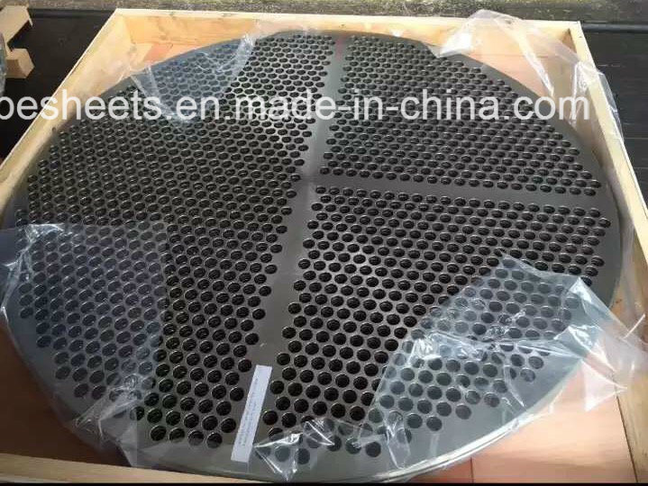 Ss317L Tube Sheet for Heat Exchanger