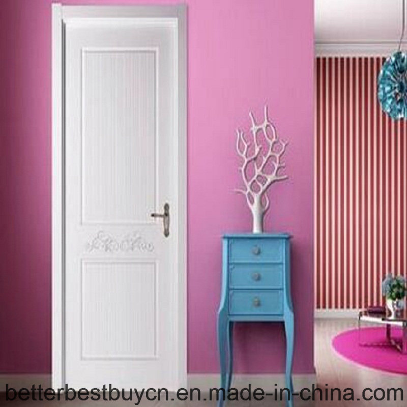 Multi Designs Option High Quality of MDF PVC Room Door