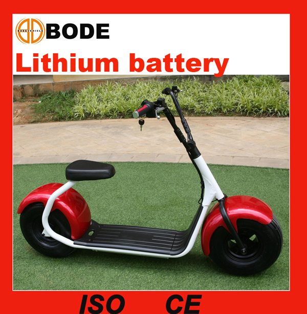 New 1000W Electric Bike Electric Scooter with Lithium Battery