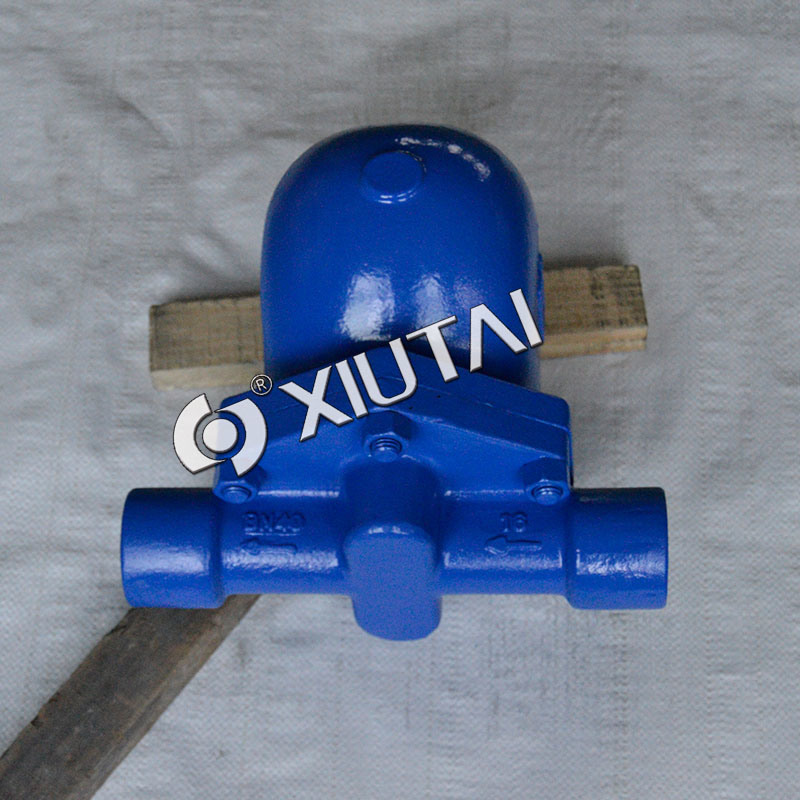 Cast Steel Ball Float Steam Trap FT14 (DN40-DN50)