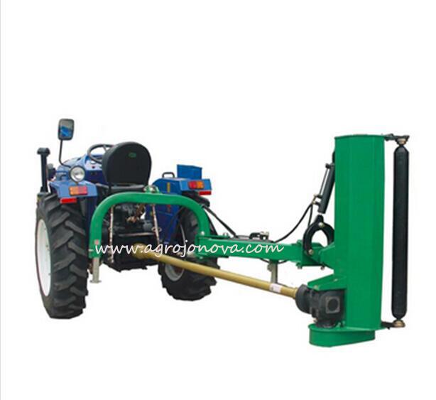 Light Verge Mulcher Ce AGL 125, 145, 165 Tractor 20-50 HP