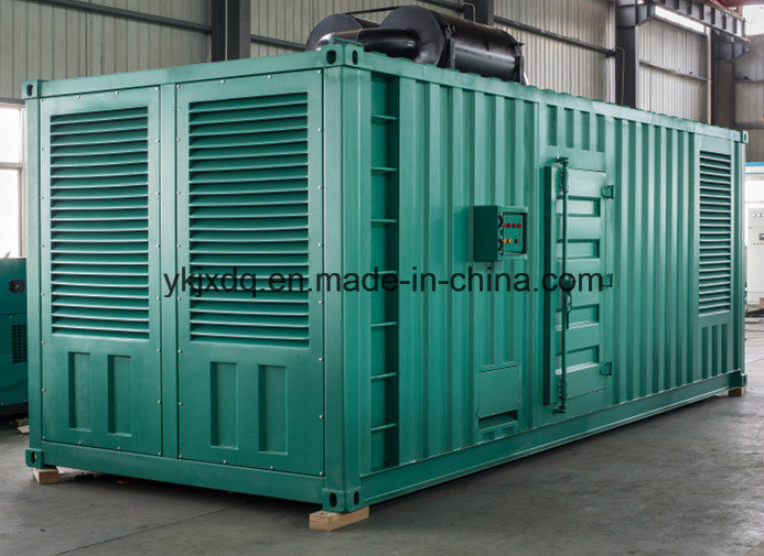 Cummins Engine 360kw/450kVA Container Type Silent Diesel Electric Generator