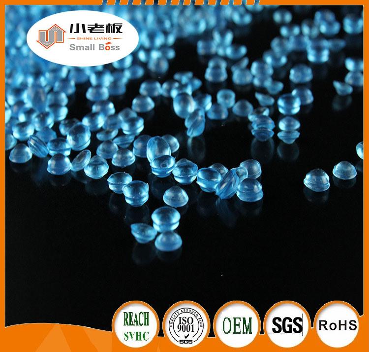 Rigid and Transparent PVC Granules/PVC Compounds
