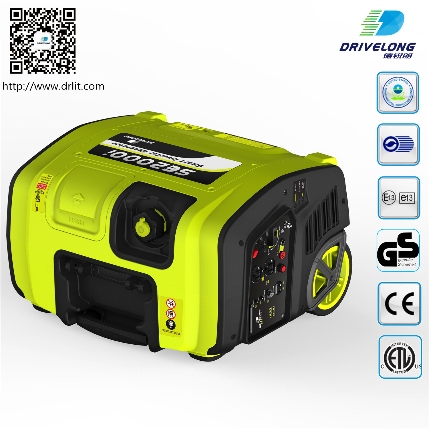The Most Portable Digital Inverter Generator