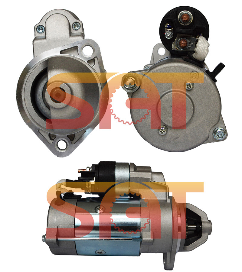 Iskra Starter for Deutz Volvo Is1073 Aze4187 18951 OEM: Is1073