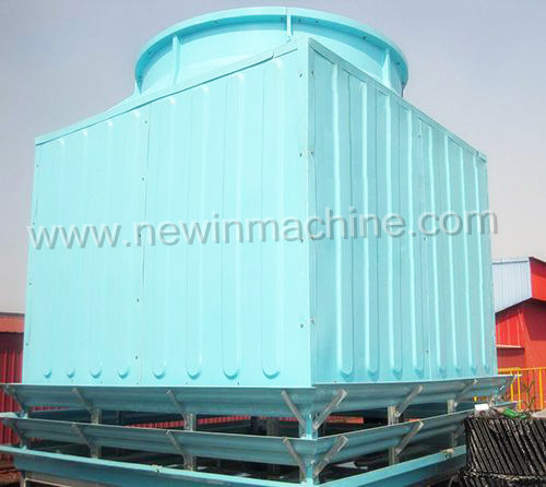 Energy Saving Cooling Tower System