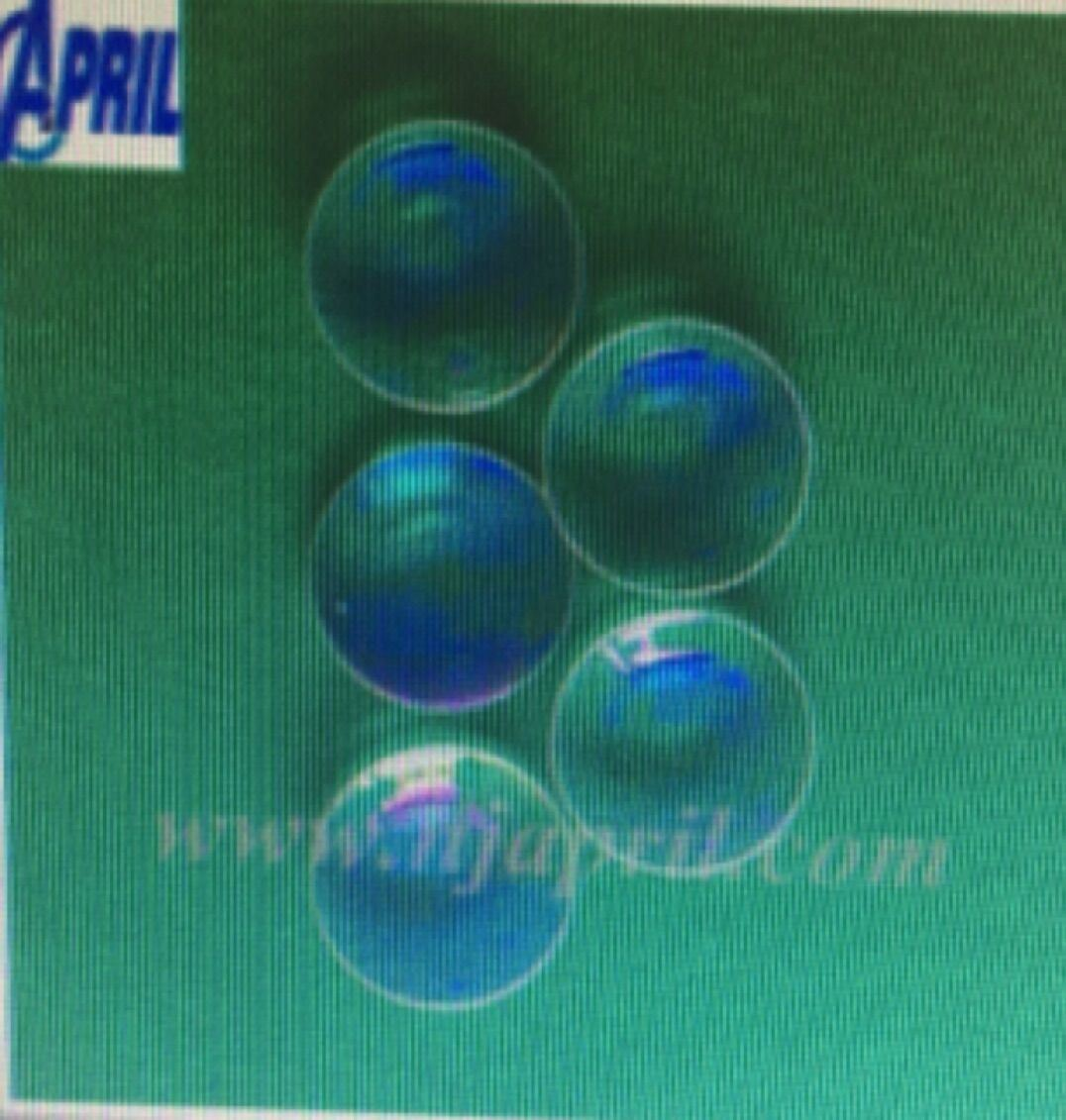 Optical Lens with Ar Coating
