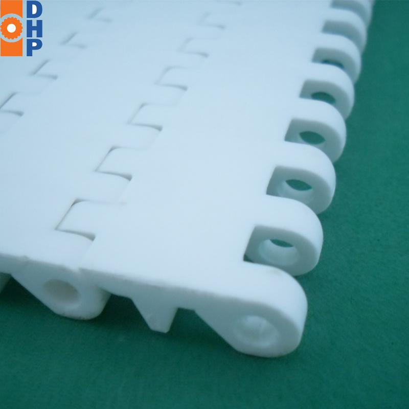 Hj1600 Plastic Flat Top Modular Conveyor Belt
