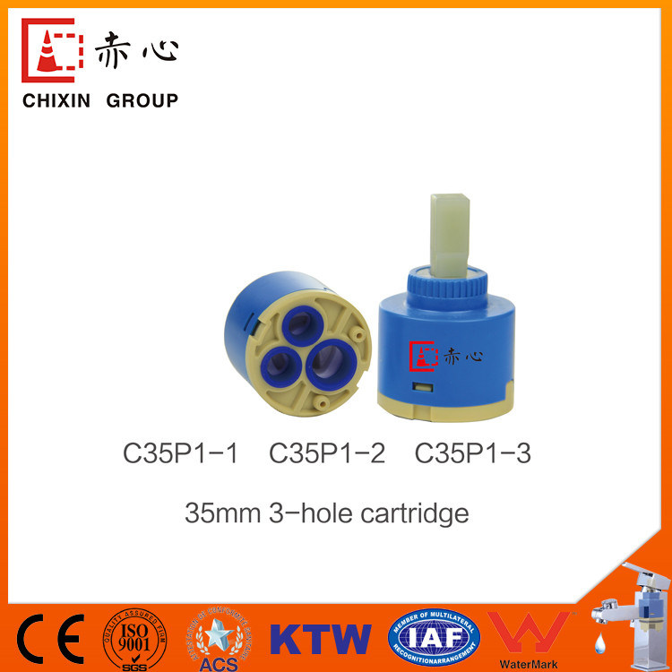 35mm Water-Saving Cartridge 2-3 Steps Mixer Tap