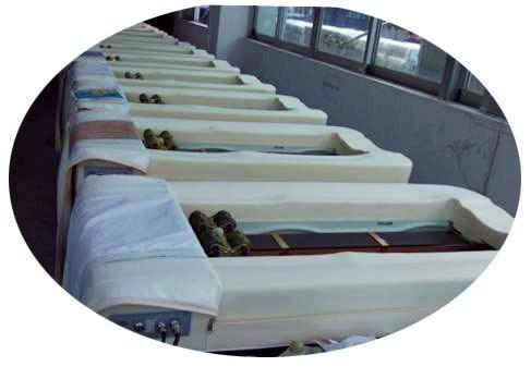 Medical Thermal Jade Massage Bed (JKF-YS-EK) (CE Certified) ISO 13485 Certified