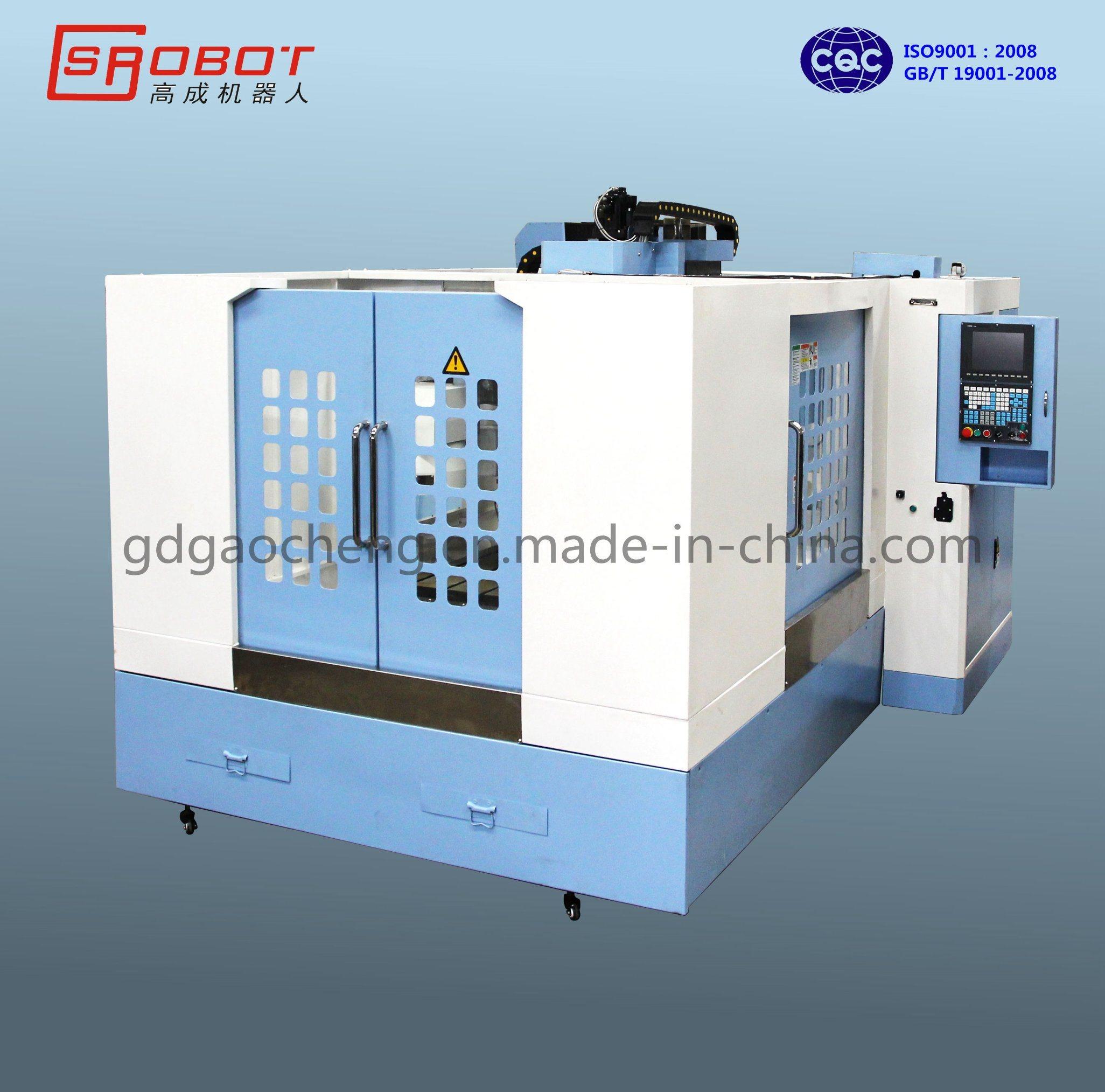 Double Column CNC Machine Center