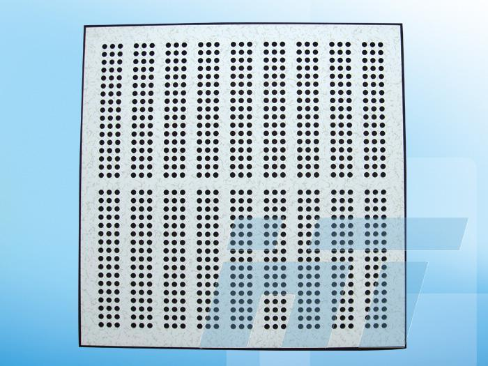 Steel Perforated Panel System