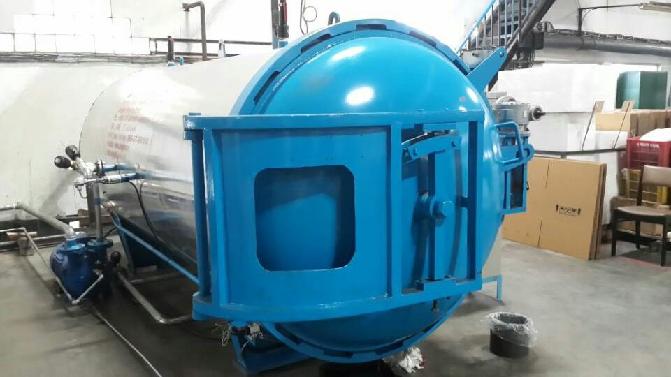 Indirect Humidification Plant for All Kind of Twist Yarn