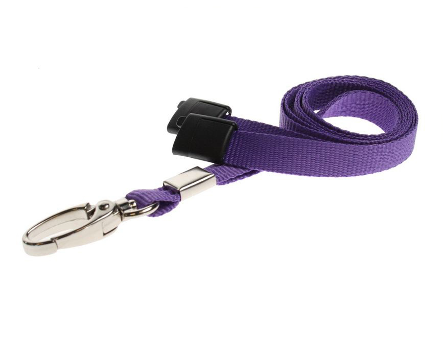 Customerized Logo Polyester Lanyard with Hot Sale in American