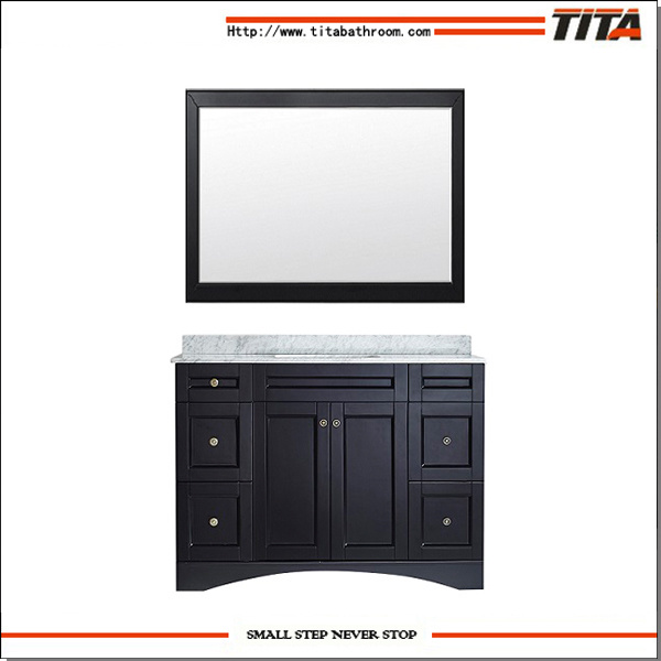 Marble Top Bathroom Furniture T9302-48e