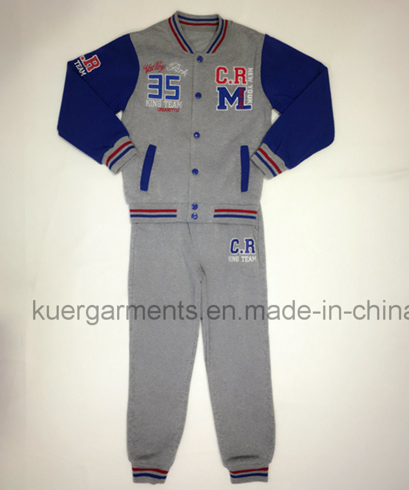 Boy Sports Suit in Kids Clothes