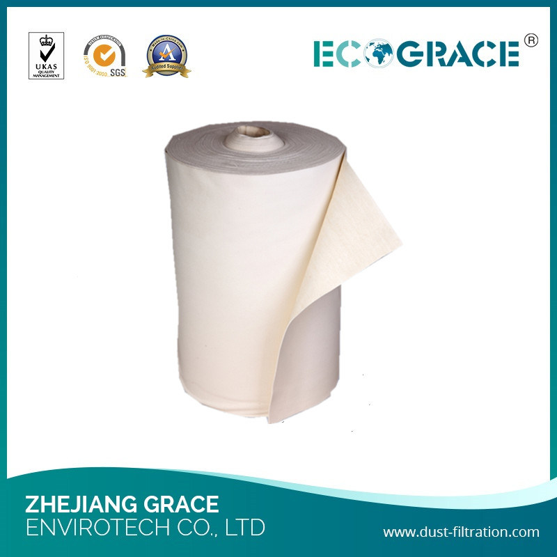 Asphalt Industry PTFE Membrane Nomex Filter Fabric