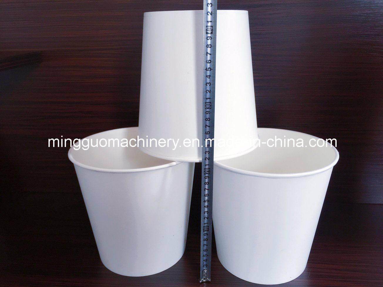 Paper Bucket Fired Chicken Paper Cup Making Machine