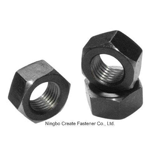 Hex Nuts for DIN934/ISO4032/SAE J995/DIN555/Uni5587