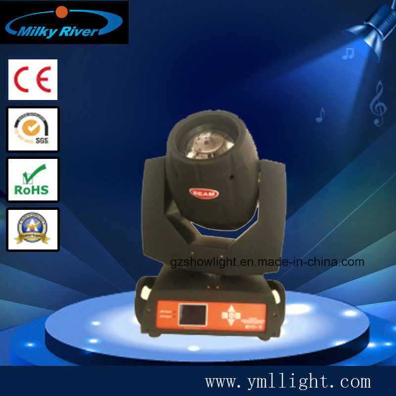 Competitive Price IP20 DJ Party Stage Light 7A Fuse DMX512 16 Channels Control 7r Sharpy Beam230 Moving Head