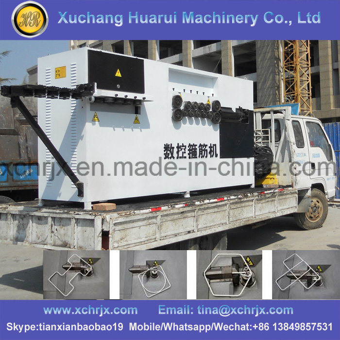 CNC Profile Bending Machine/ 2D Stirrup Bending Machine/Metal Processing Machine