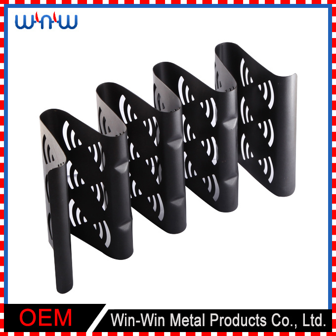 Hardware Shelf Metal Wall Angle Iron Curved Bracket