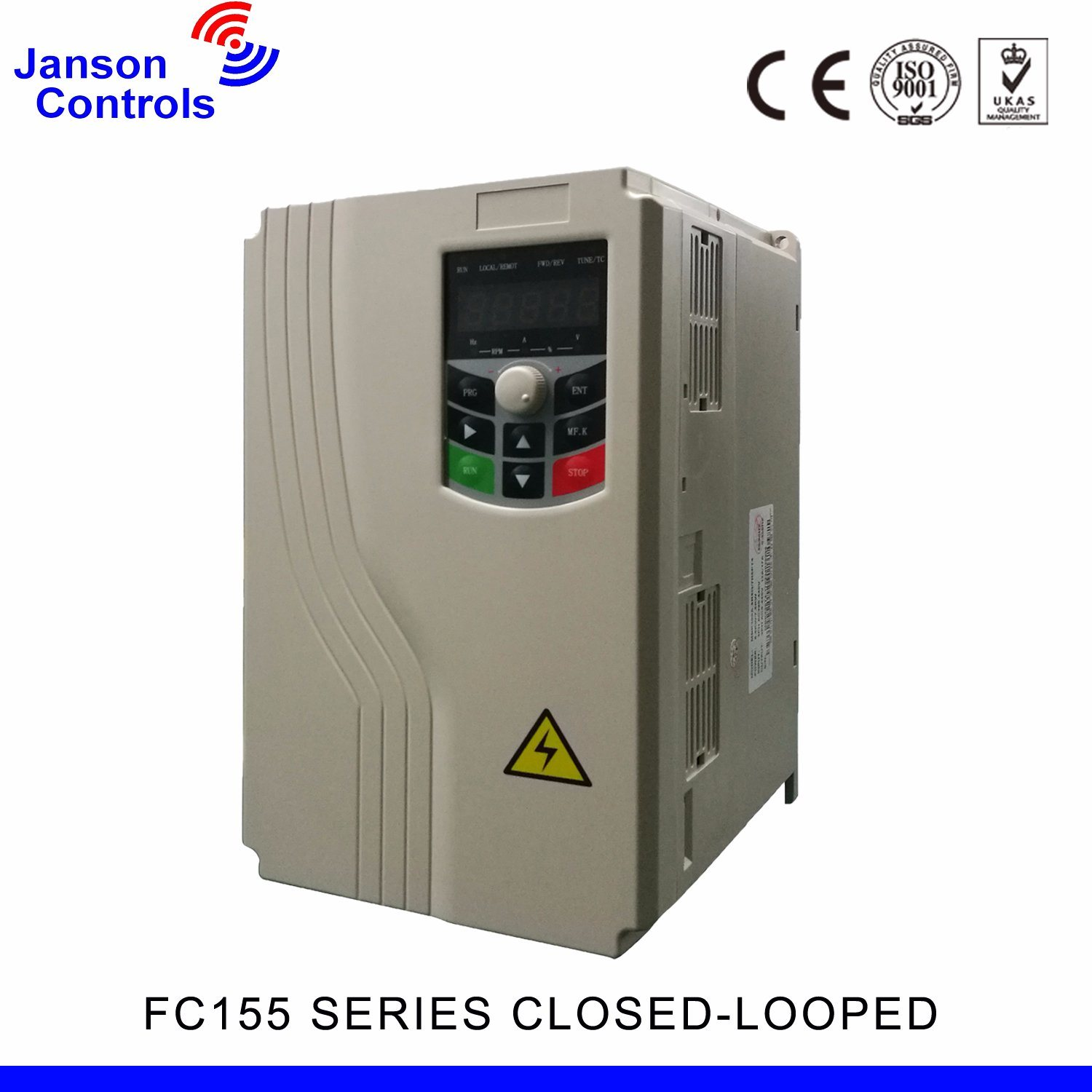 Closed-Loop Vector Frequency Inverter 0.4kw~600kw (Encoder Control)
