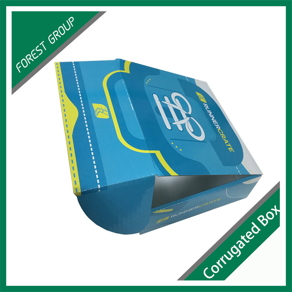 Fancy New Designly Customized Paper Shoe Box Wholesale
