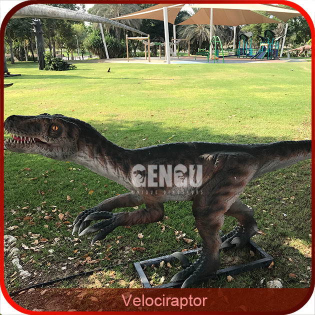 High Quality Animatronic Dinosaur Fierce Dinosaur