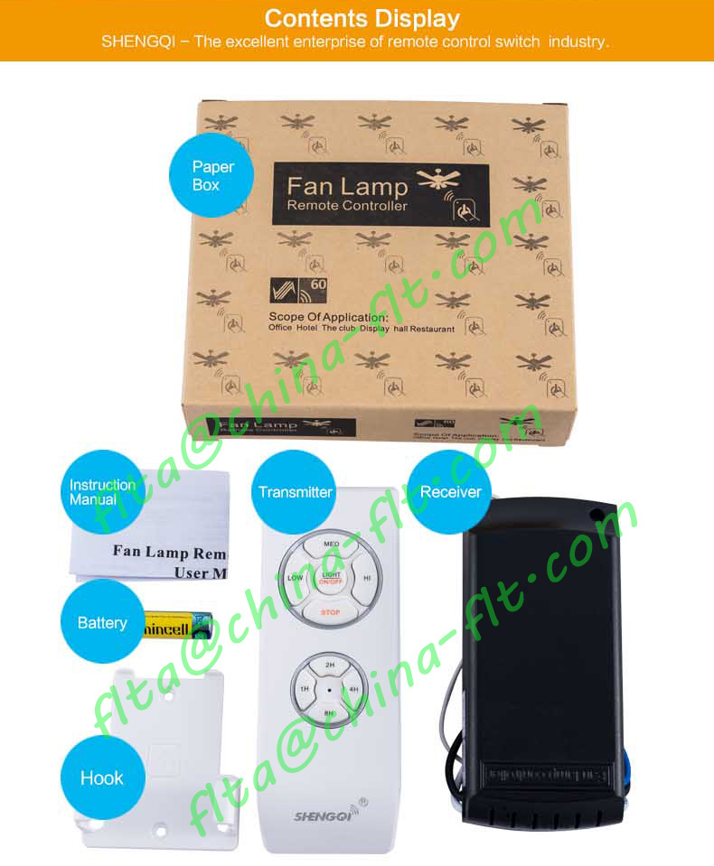 Smart Remote Control Collection of F2 for You