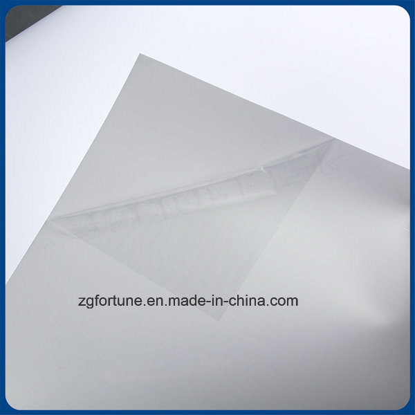 Inkjet Printing Self Adhesive PP Synthetic Paper