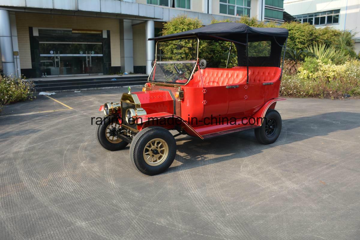 Unique Design Sturdy Smart Golf Cart Antique Electric Car
