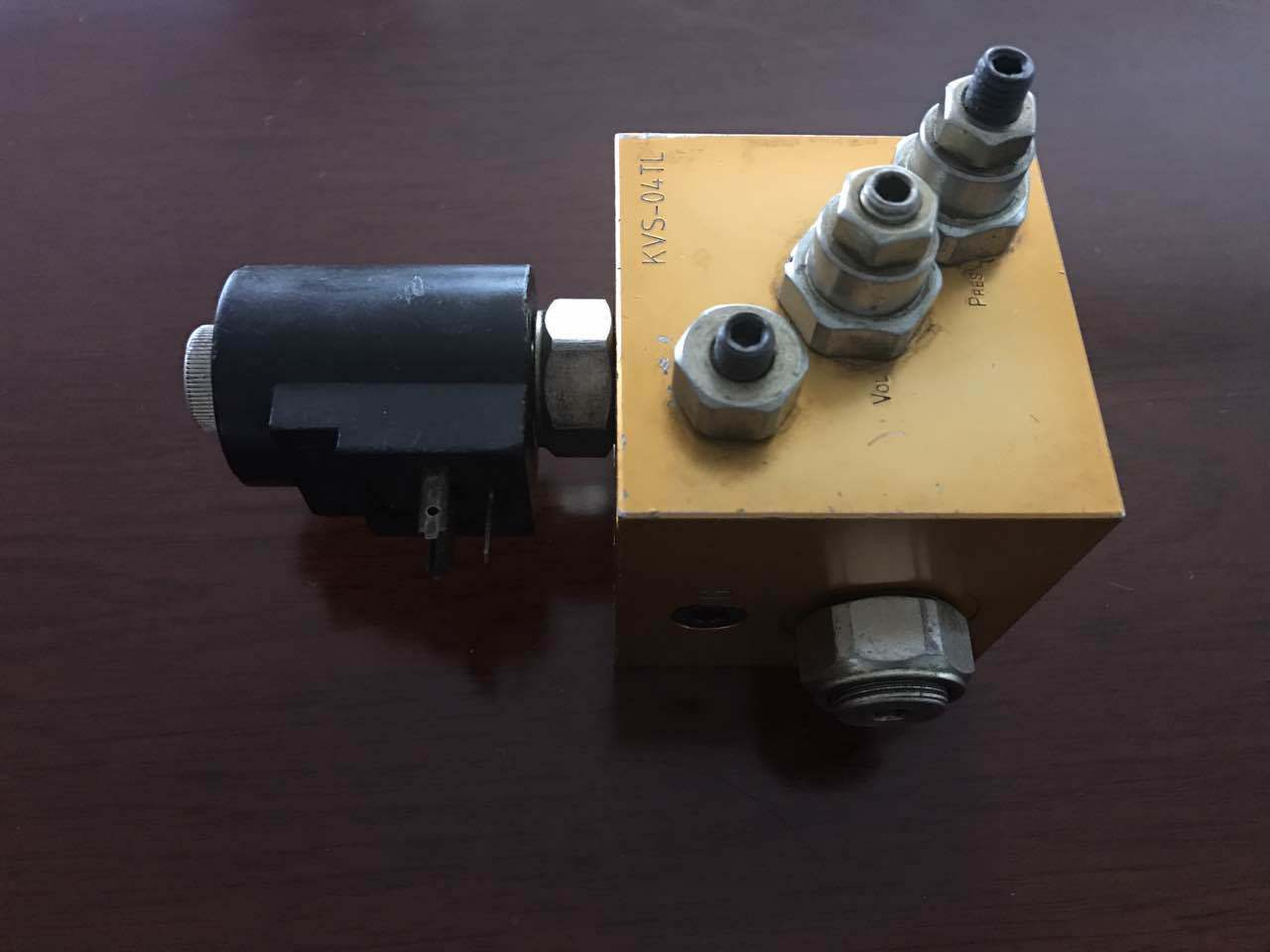Aluminium Alloy Valve Block for Lift