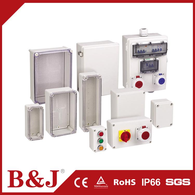 IP68 Waterproof Electrical ABS Plastic Box