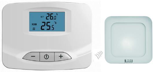 Electronic RF Wireless Room Thermostat (HTW-31-WT26)