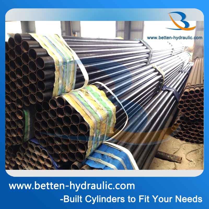 Steel Hydraulic Tubing