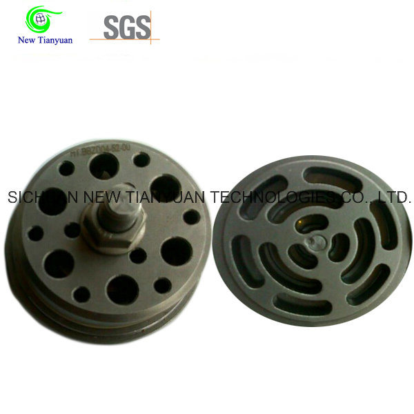 Suction and Discharge Netted Valve for Compressor