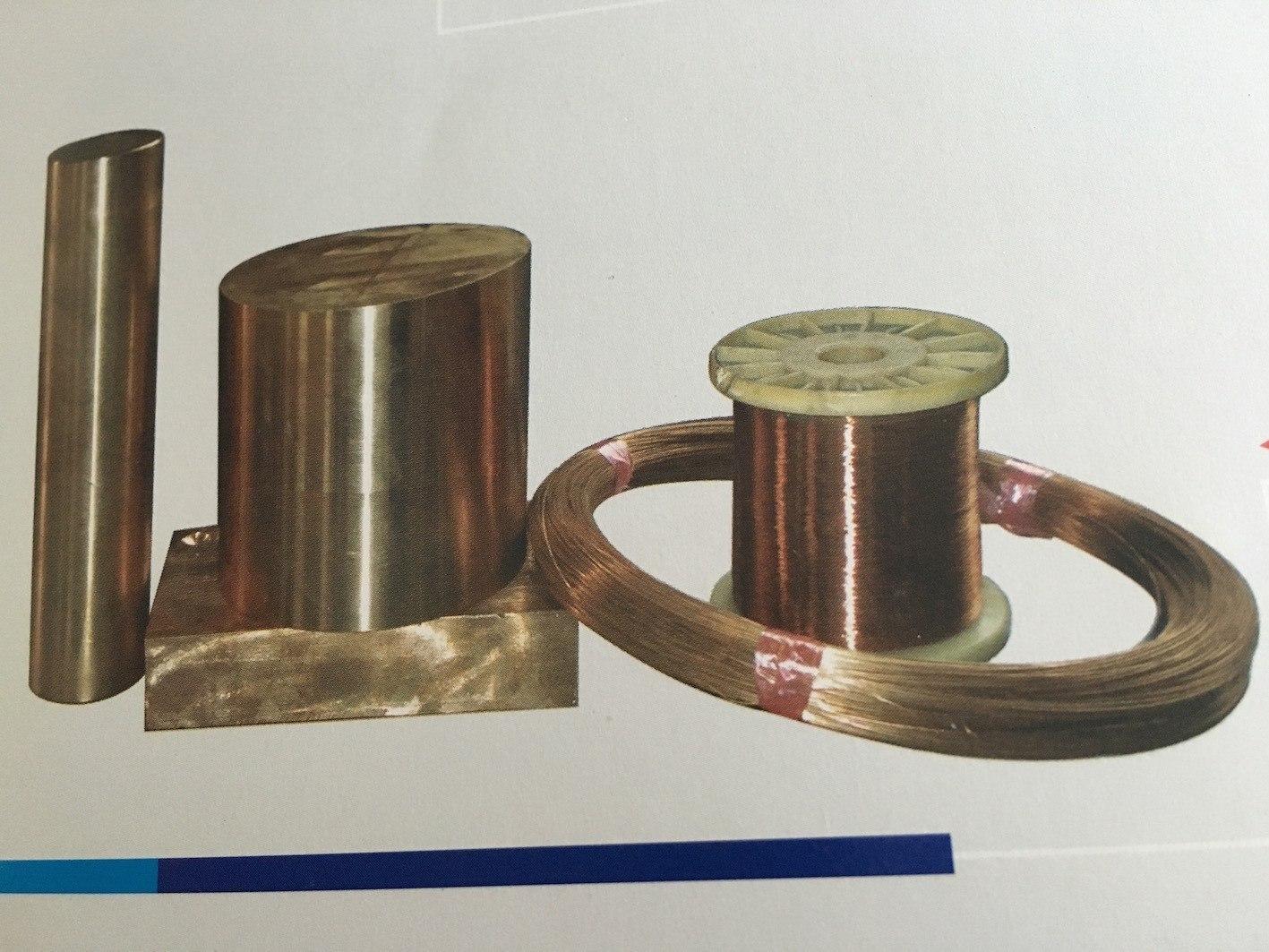 Beryllium Copper C17200 Wire