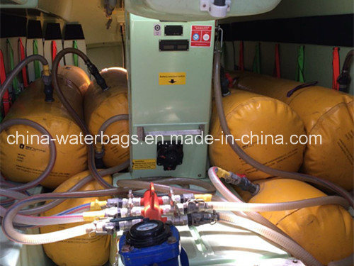 Lifeboat Load Test Water Bag