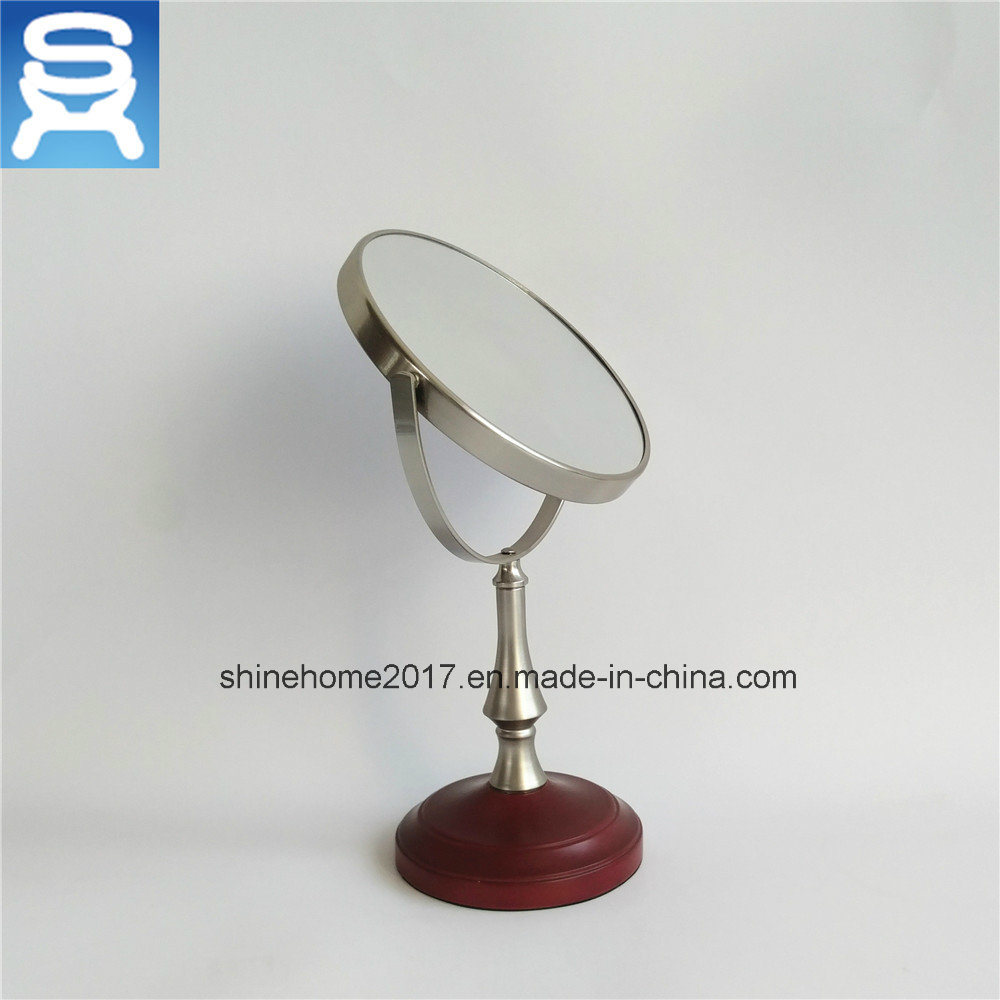Multifunctional Dressing Table Mirror, 7 Inch Stand Magnifying Mirror Table Cosmetic Mirror