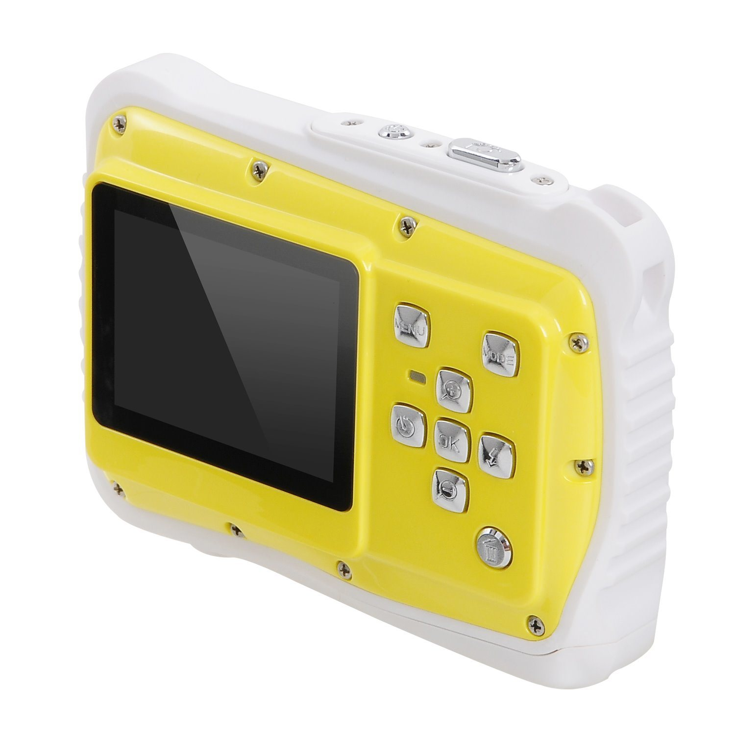 12MP 720p 3m Waterproof Mini Digital Camera for Children