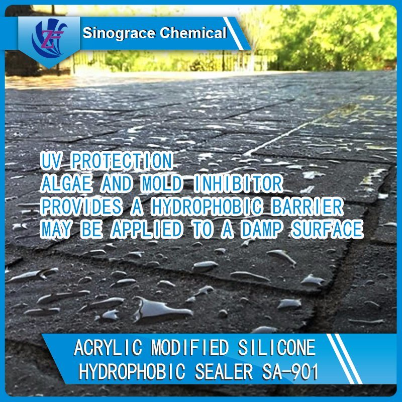 Acrylic Modified Silicone Hydrophobic for Paver Sealer