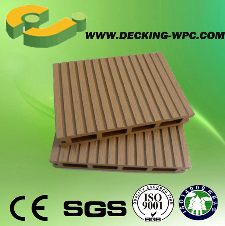 Plastic Wood Composite for Decking Board