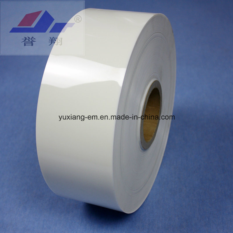 High Quality Polyester Film/ Flexible Pet Film (Milky White, Transparent)