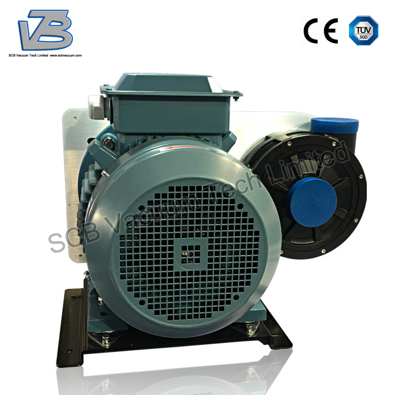 High Volume Centrifugal Belt-Driven Blower for Air Drying System