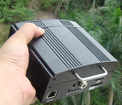 Hard Disk Car Video Recorder