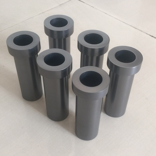 Capability 3kgs Graphite Crucible for Melting Gold/Silver